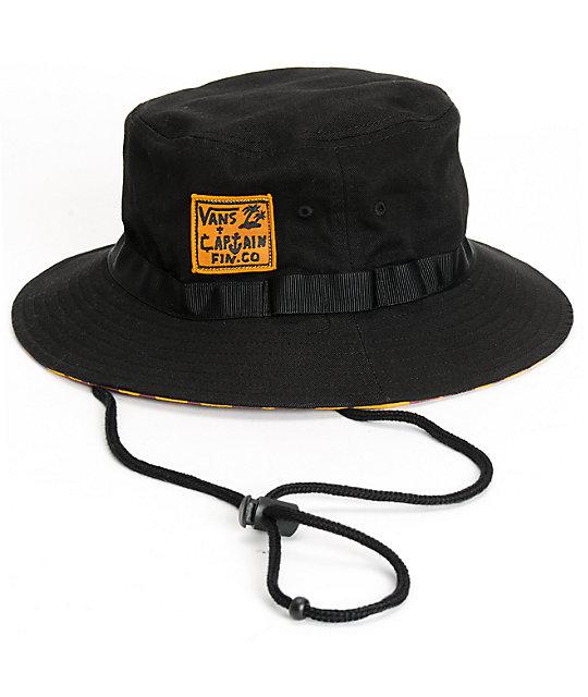 Vans x Captain Fin Bucket Hat  bcddab2eb00