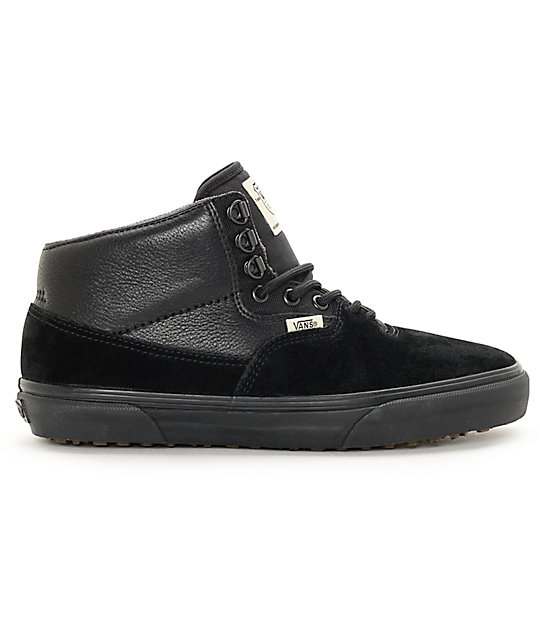 98324369f1 ... Vans x Civilware MTE Buffalo Trail Black Shoes