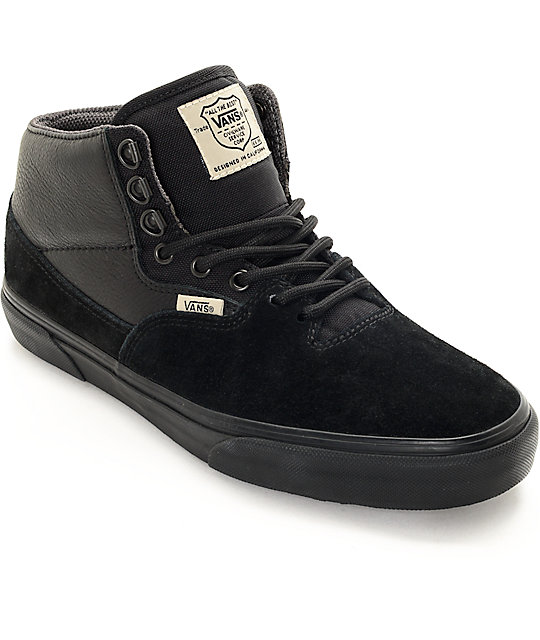 3bd8c5cfb32f14 Vans x Civilware MTE Buffalo Trail Black Shoes