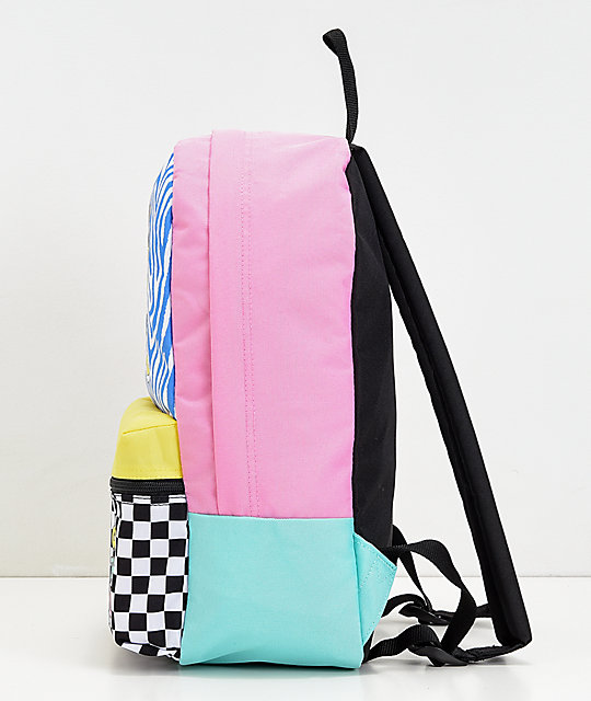 0a9015e8b4f5 ... Vans x Disney Hyper Minnie Calico Backpack ...