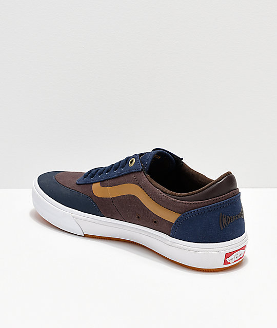 ... Vans x Independent Crockett 2 Dress Blue 52a253cf7