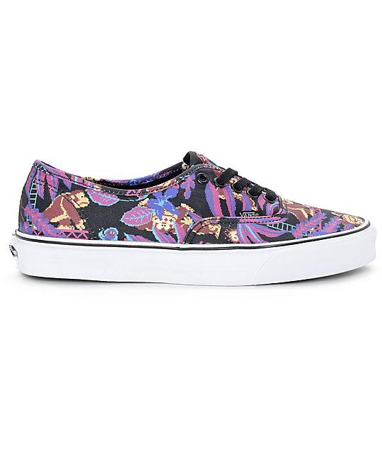 ... Vans x Nintendo Authentic Donkey Kong Skate Shoes ... 73d5a678c
