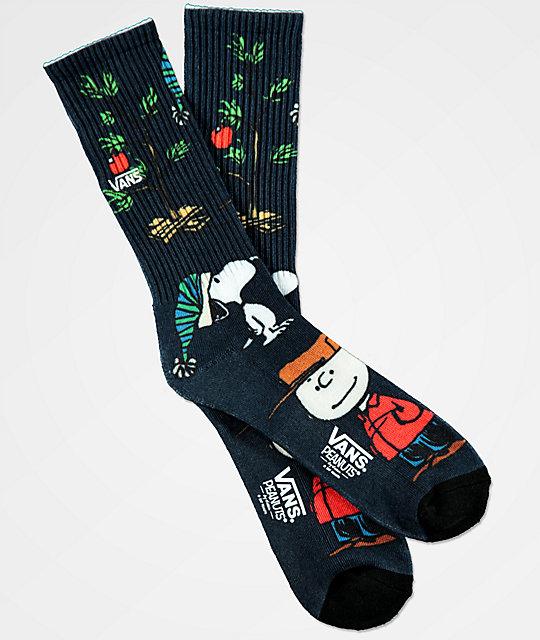 289b145f47 Vans x Peanuts Christmas Crew Socks