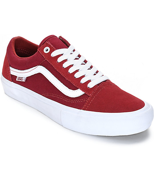 67d3e48dcc7bfb Vans x Real Old Skool Pro Skate Shoes