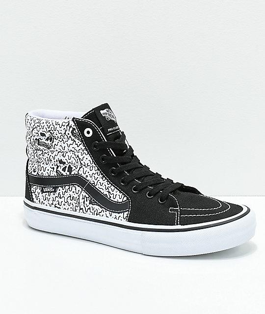 zapatos de skate vans