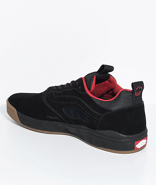 Vans x Spitfire UltraRange Pro Black Skate Shoes