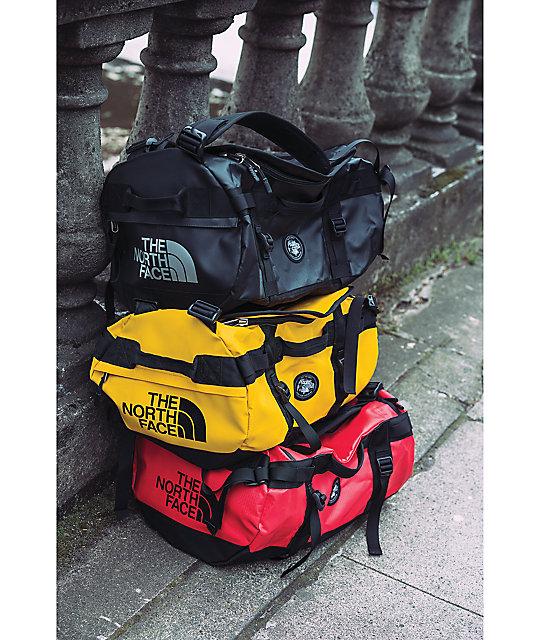 ... Vans x The North Face Base Camp Black 50L Duffel Bag 430db78b009