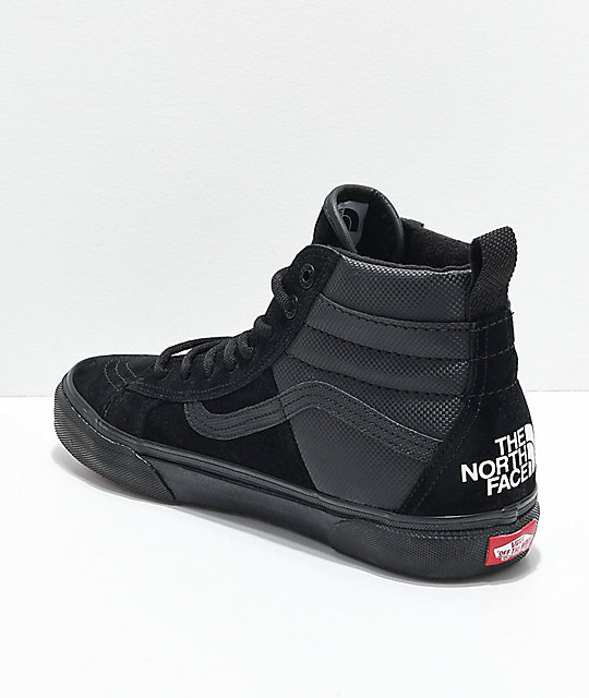 vans north face schoenen