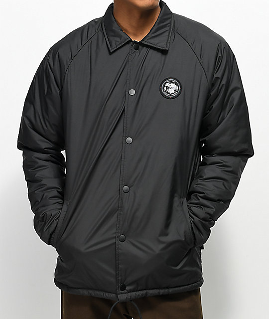 efefe90889f Vans x The North Face Torrey MTE Black Coaches Jacket