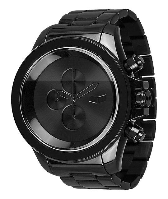 Vestal ZR3 Black Analog Watch