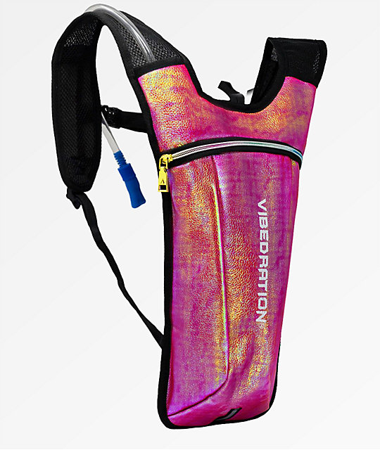 Vibedration GA Passionfruit 2L Hydration Pack