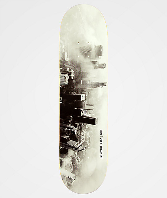 "Visual Joey Downtown 7.75"" Skateboard Deck"