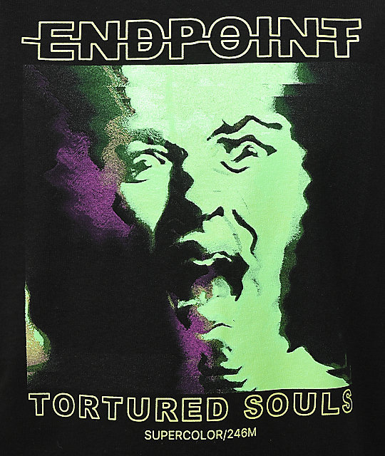 Vitriol Endpoint Black T-Shirt