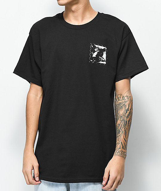 Vitriol Global Security Black T-Shirt