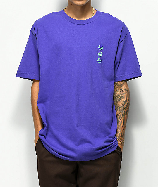 Vitriol Inner Change Purple T-Shirt