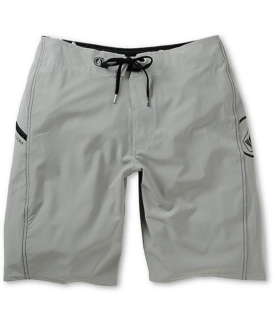 Volcom Armstrong Grey 21 Board Shorts