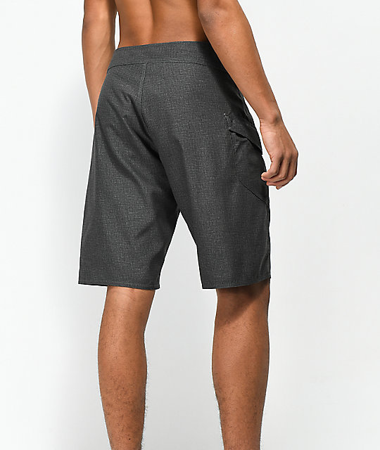 Volcom BNB Heather Charcoal Board Shorts