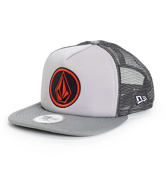 Volcom Coast New Era Trucker Hat  bf029991dc2
