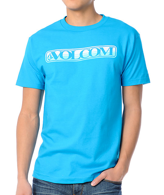 Volcom Corpoest Turquoise T-Shirt