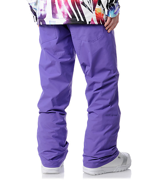 Volcom Dame Purple Heart Snowboard Pants