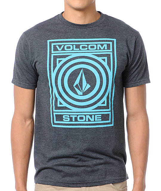 Volcom Dodit Grey T-Shirt