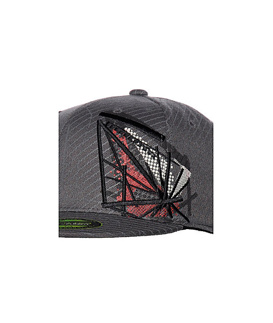 Volcom Dot Dada Grey Hat