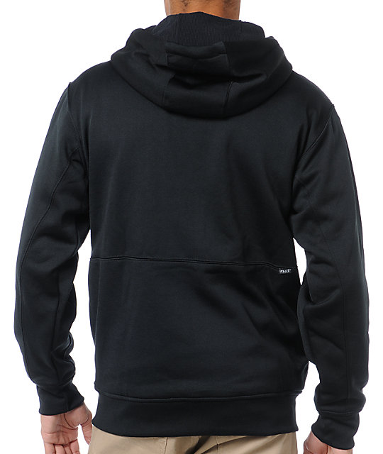 Volcom Hydro Black Tech Fleece Jacket