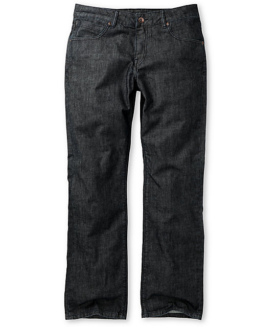 Volcom Kinkade OG Wash Regular Fit Jeans