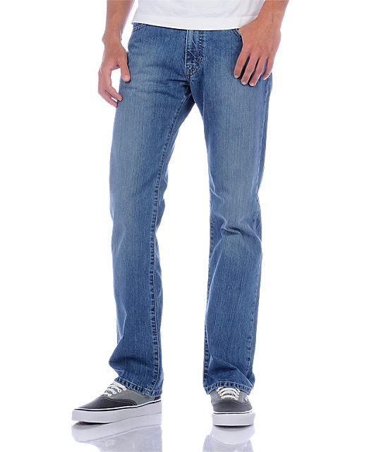 Volcom Kinkade Used Regular Fit Jeans