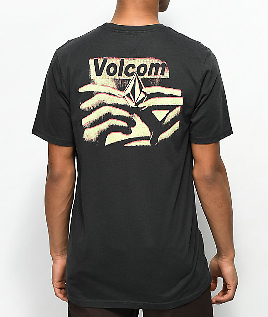 Volcom Liberate Stone Black T-Shirt