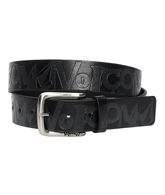 Volcom Mixed Bag Black Belt