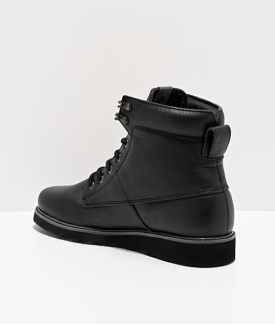 Volcom Smithington II Black Boots