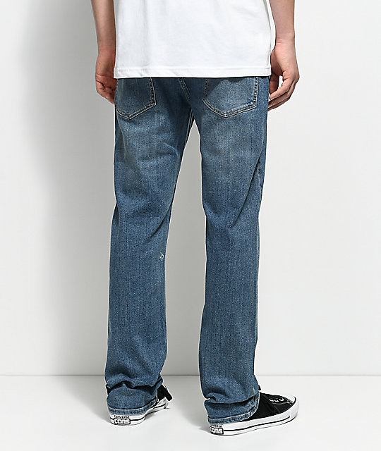 DENIM - Denim trousers Volcom Many Kinds Of For Sale Fashionable Cheap Online bFLkvCZAe