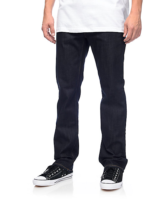 Volcom Solver Rinse Modern Fit Jeans ...