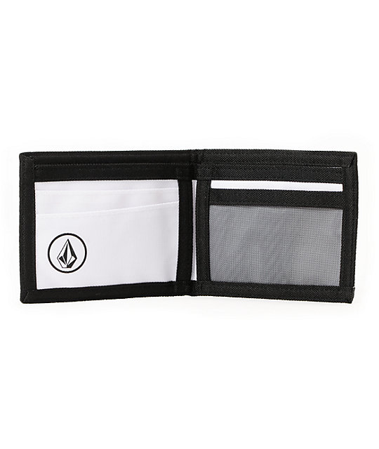 Volcom Sorry Bifold White Wallet