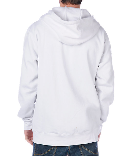 Volcom Spacer Stone Fill White Hoodie