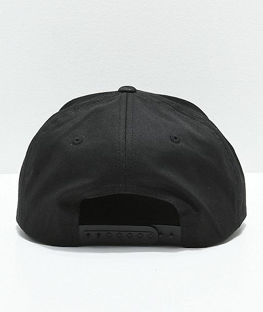 fbe8fc35e2b ... sweden volcom stone black snapback hat 8d491 9de3b switzerland volcom  mens ...