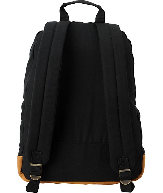Volcom Supply & Demand Black Backpack