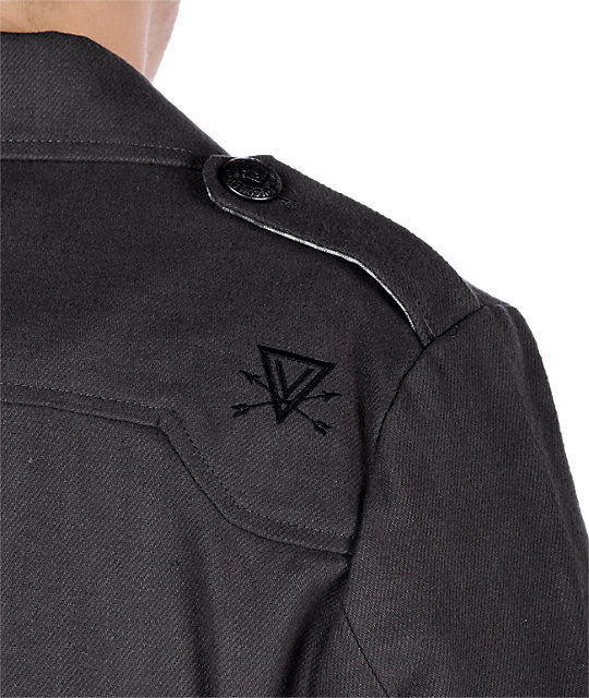 Volcom Zarik Grey Jacket