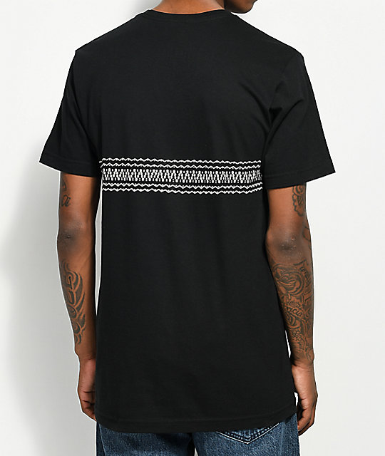 Volcom x Kyle Walker Black T-Shirt