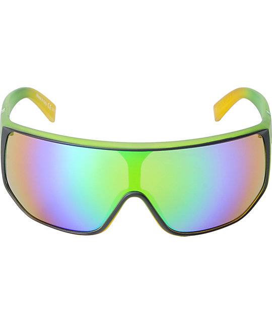 Von Zipper Bionacle Frosteez Pucker Cream Sunglasses