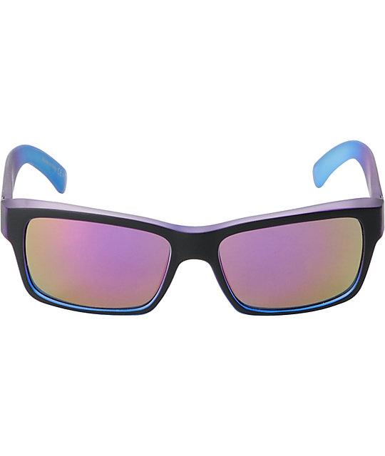 94f382da5eb ... Von Zipper Fulton Plooble Dip   Kosmic Chrome Sunglasses