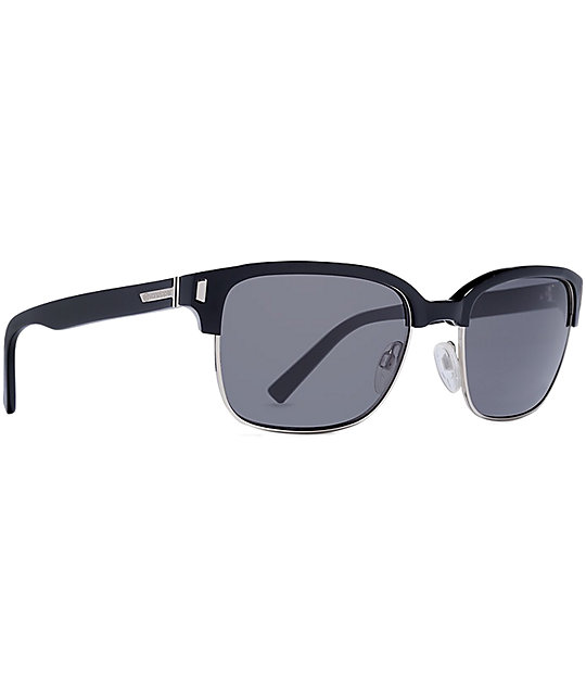 Von Zipper Mayfield Gloss Black Sunglasses