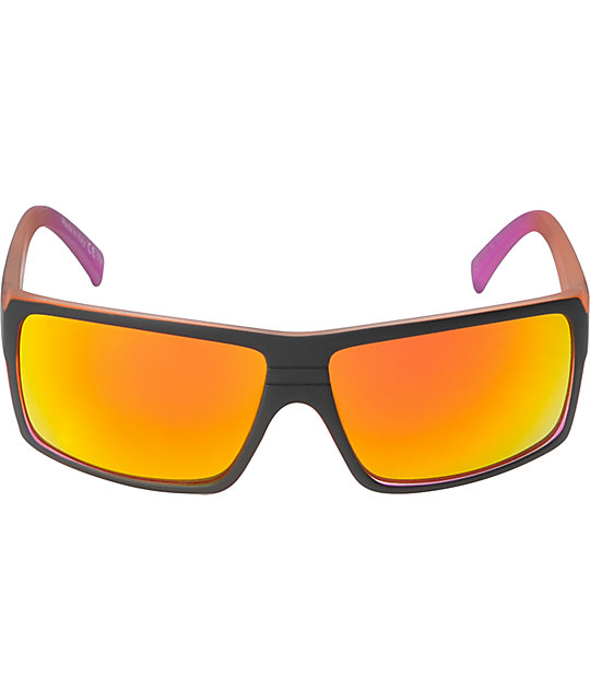 Von Zipper Snark Frosteez Solar Burst & Lunar Chrome Sunglasses