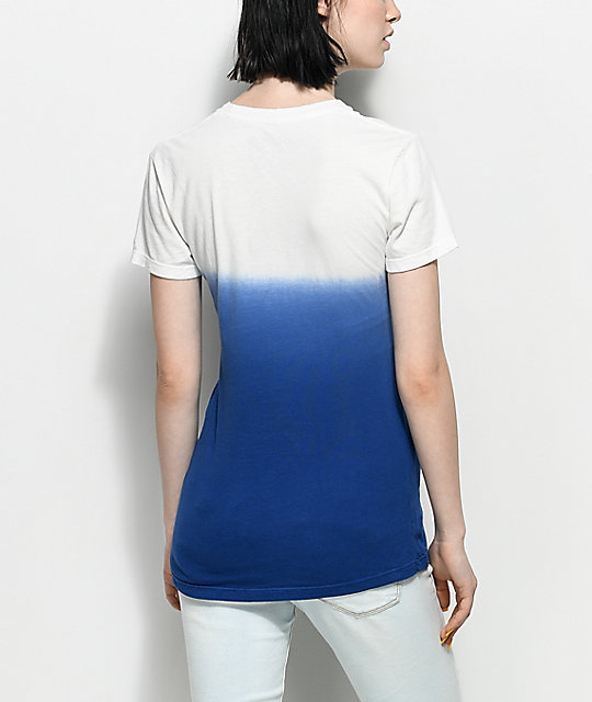 Waves For Water Kassia Meador camiseta blanca