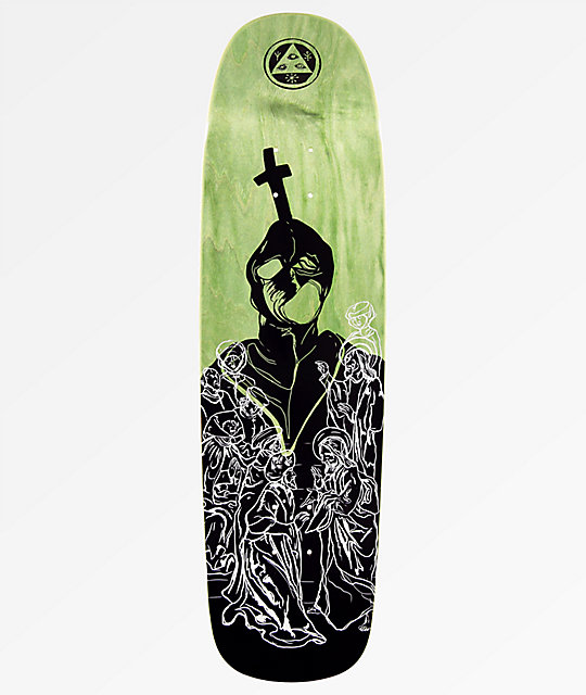 "Welcome American Idolatry On Son Of Golem 8.75"" Skateboard Deck"