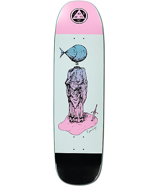 Welcome light headed on stonecipher 86 skateboard deck zumiez welcome light headed on stonecipher 86 skateboard deck aloadofball Choice Image