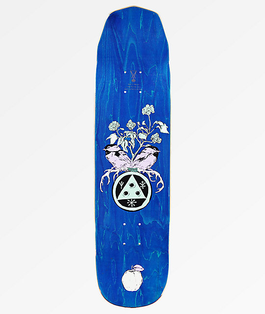 "Welcome Nora Fairy Tale On Wicked Princess 8.1"" White & Black Skateboard Deck"