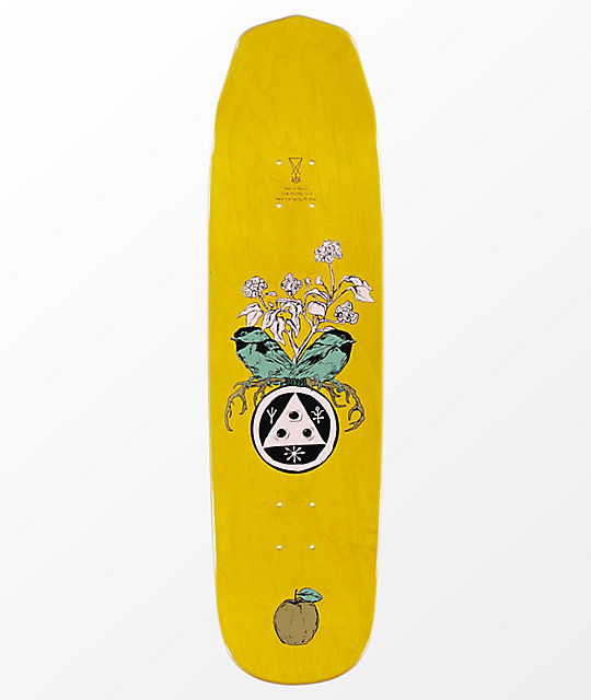 "Welcome Nora Fairy Tale On Wicked Queen 8.6"" Skateboard Deck"