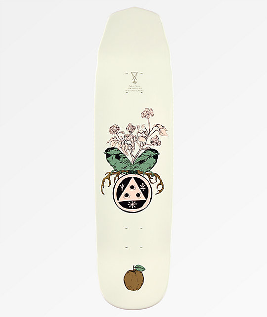 "Welcome Nora Loo Dood On Wicked Queen 8.6"" tabla de skate"